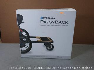 CRUZ PiggyBack Ride-Along Board by Uppababy (online $99)