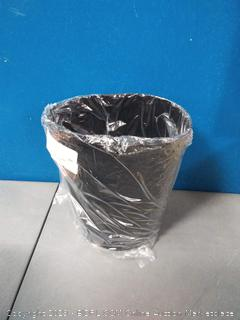 Black Small Waste Can