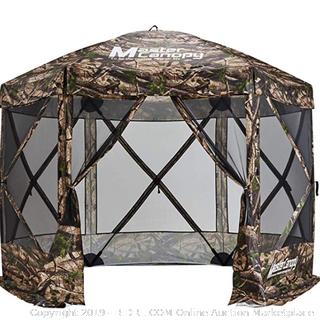 Mastercanopy - pop-up gazebo durable tent 10 x 10