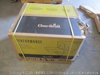 Char-Broil performance 4 burner gas grill