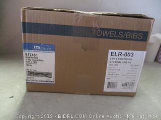 bibs/towels