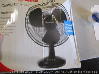 Honeywell Comfort Control Fan