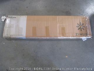 """Zinus Yelena Classic 14"""" Platform Bed Frame, Queen"""