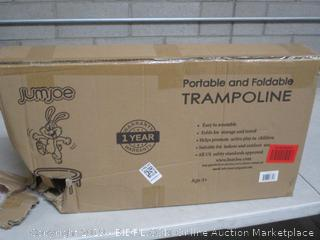 Jumjoe Portable and Foldable Trampoline