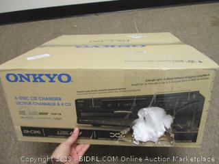Onkyo 6 Disc CD Changer