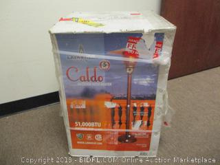 Lava Heat Caldo Outdoor Patio Heater