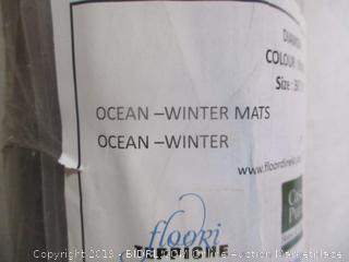 Ocean Winter Mats