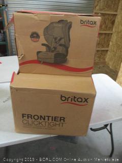 Britax Frontier Clicktight Carseat