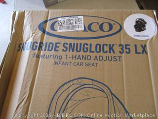 Graco Snugride Snuglock 35 LX Carseat