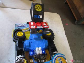 Fisher Price Imaginext Batmobile