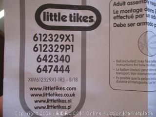 Little Tikes Basketball Goal