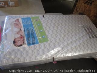 Dream On Me Portable Crib Mattress