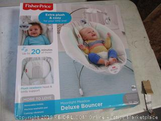 Fisher Price Deluxe Bouncer