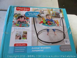 Fisher Price Animal Wonders Jumperoo