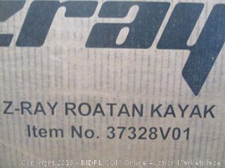 Z-Ray Roatan Kayak