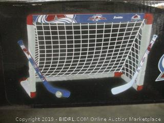 NHL Team Mini Hockey Goal Set