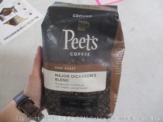 Peets Ground Coffee