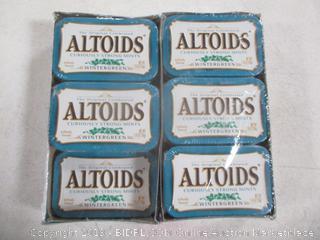 Altoids Breath Mints