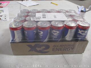 X2 Energy Drink