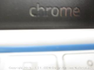 HP Chrome Laptop