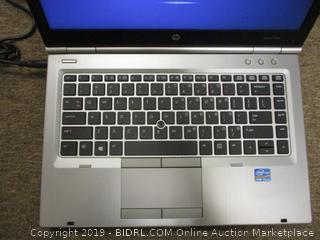 HP EliteBook 8470p Laptop