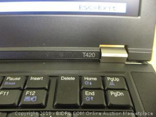 Lenovo Think Pad Laptop