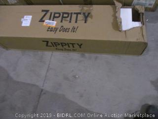Zippity Premium Vinyl Privacy Screen