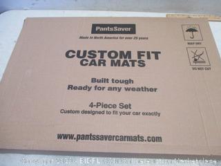 Custom Fit Car mats