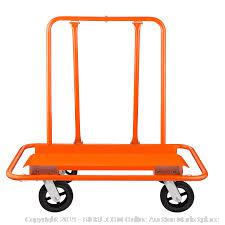 Wall Fetcher Pro Heavy Duty Drywall Cart (Retail 187.99$)