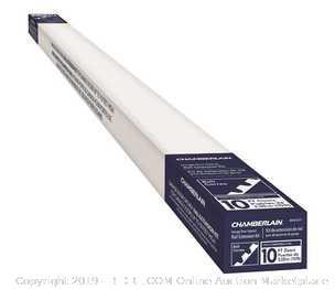 Chamberlain 8810CB-P 10 ft. Belt Drive Rail Extension Kit (Retail 111.39$)