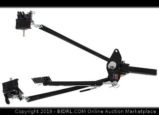 Curt MV Weight Distribution System w/ Friction Sway Control - Round Bar - 14K GTW, 1.4K TW Item # C17063 (424.10$)