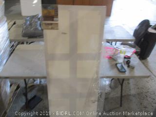 Canvas damaged