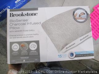 Brookstone Pillow