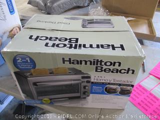 Hamilton Beach Oven & Toaster