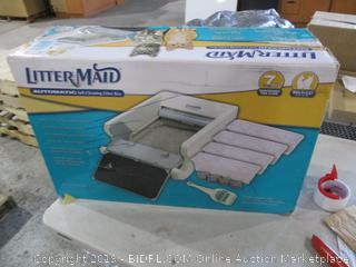 Litter Maid Automatic Self Cleaning Litter Box