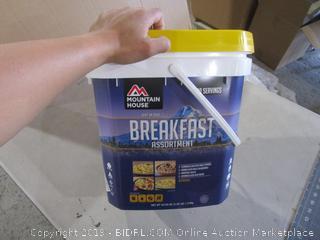 Mountain House Breakfast Assortment
