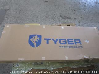 Tyger T3 Soft Tri Fold Cover