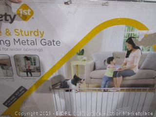 Safety 1st Sliding Metal Gate