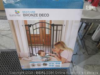 Summer Infant multi use gate