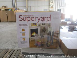 Superyard 3 in 1 Metal