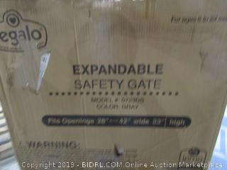 Regalo expandable Safety gate