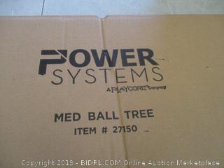 Power System Med Ball Tree