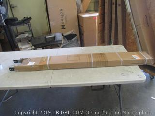 Sliding Roller Barn Single Wood Door hardware Closet track kit