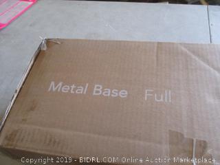 Metal Base Full box Spring