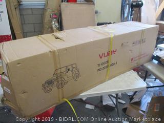 Front Bumper  wrangler 87-06