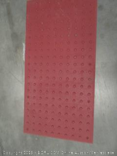 Ultra Tech warning Pad with Raised Truncated Dome Design