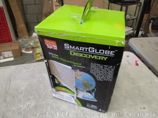 Smart Globe Powers On