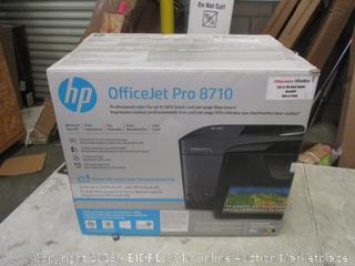 HO Officejet Pro Powers On See Pictures