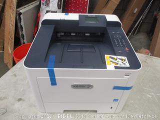 Xerox Phaser 3330 printer in box Powers On