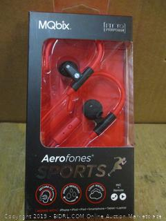 MQbix Aerofones Sports Earphones
